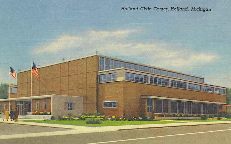 Nieuw Holland Civic Center QV-47